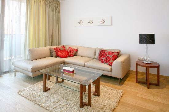 Your Home from Home - Spencer Dock: Spencer Dock Living