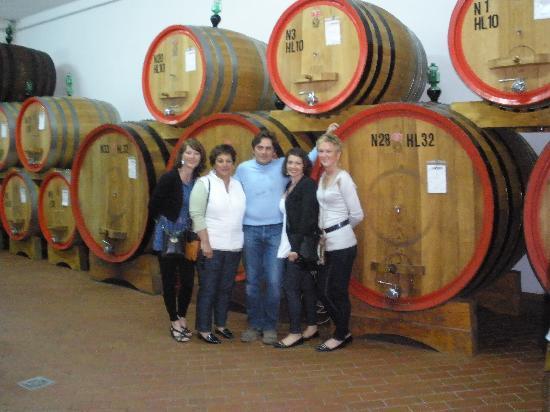 Wine Tour in Tuscany: Wine Tour