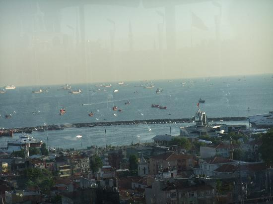 BEST WESTERN PLUS The President Hotel: Sea of marmara