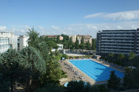 Ergife Palace Hotel: swimming pool