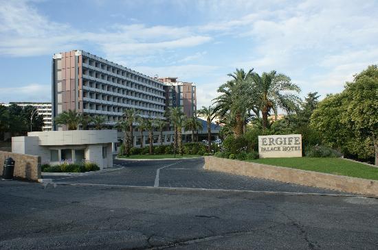 Ergife Palace Hotel Via Aurelia N  Roma