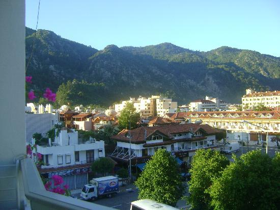 Verde Hotel: View From Balcony.