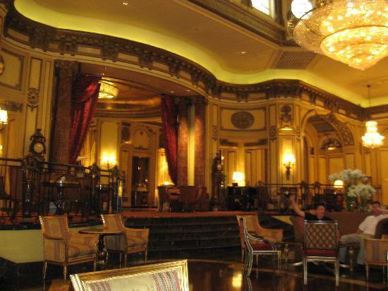 Le Grand Bar In Hotel Lobby Picture Of The St Regis Rome Rome Tripadvisor