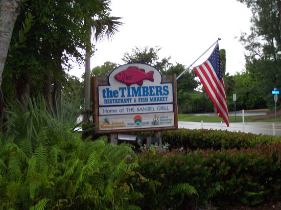 Timbers Restaurant And Fish Market Sanibel Island