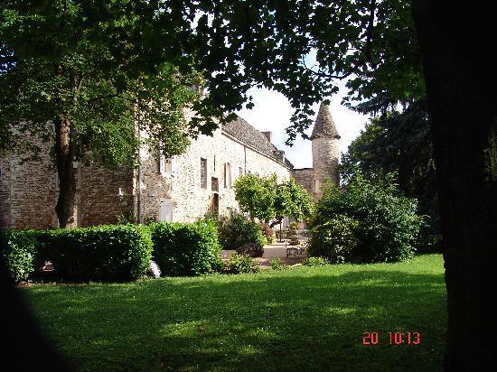 Chateau De Fleurville : Le matin au château