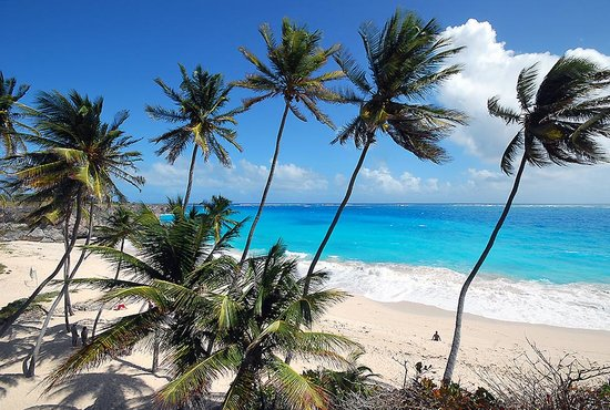 Barbados: Bottom Bay!