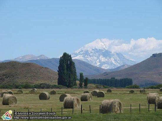 San Martín de los Andes, Argentine : Volcán Lanín