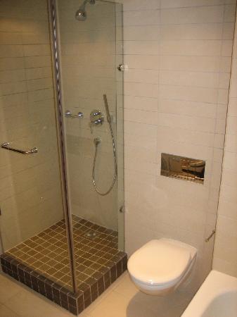 Glass Enclosed Shower glass enclosed shower - picture of labadi beach hotel, accra
