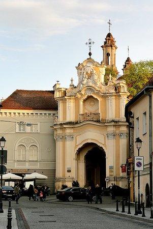Vilnius, Litouwen: Tor