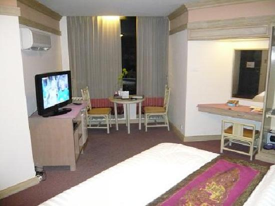Tokyo Vender Hotel: Deluxe plus room