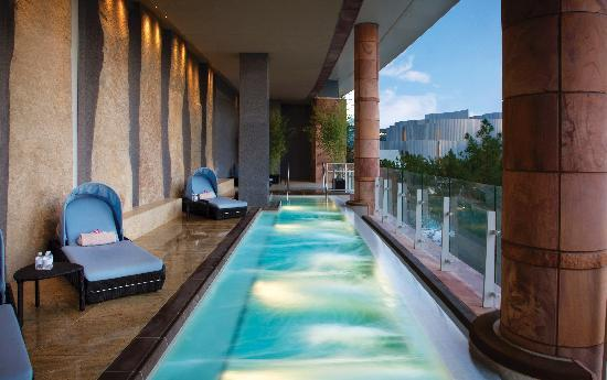 ARIA Resort & Casino: ARIA Spa Pool