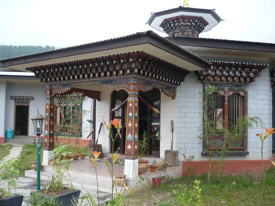Tandiling Resort: Hotel Tandiling, Paro
