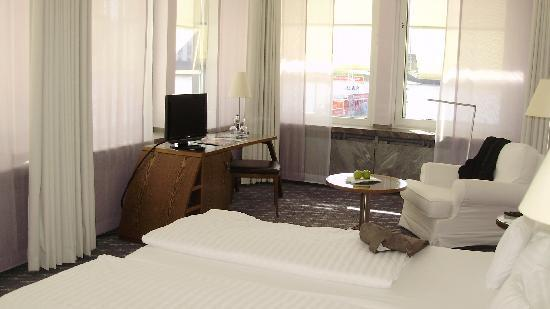Hotel Strandlust Vegesack: room