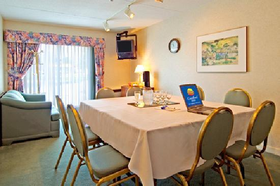 Comfort Inn: Board Room for up to 10 persons