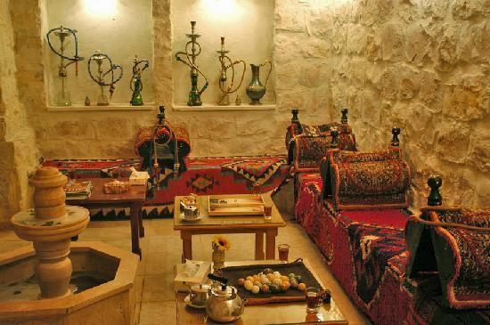 Edom Hotel Petra: Dining