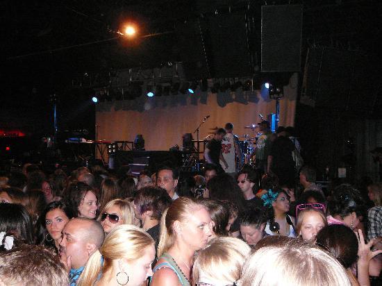 Starland Ballroom: SMALL stage at Starland