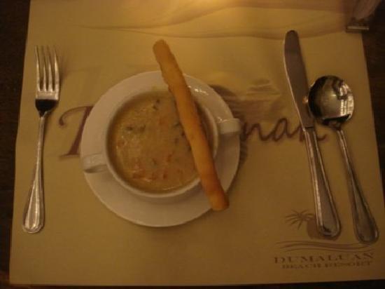 Dumaluan Beach Resort 2: My dinner at Kamay-anan (I hope I got it right)