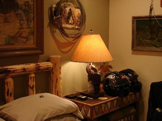 Elk Ridge Bed & Breakfast: Big Jake Room
