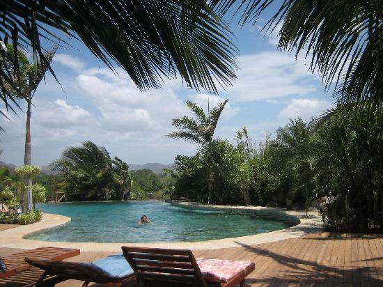 El Sabanero Eco Lodge: Pool