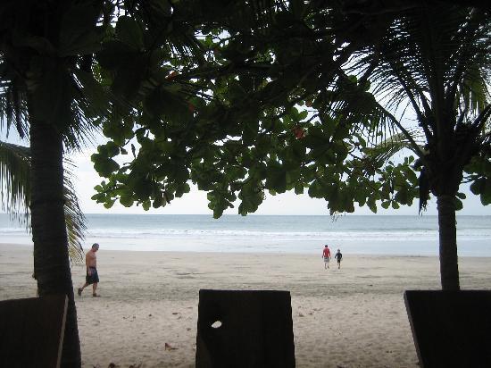 El Sabanero Eco Lodge: Nearby beach