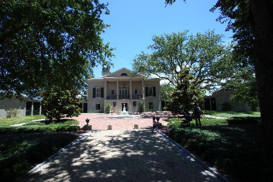 Louisiana: Longue Vue House, New Orleans