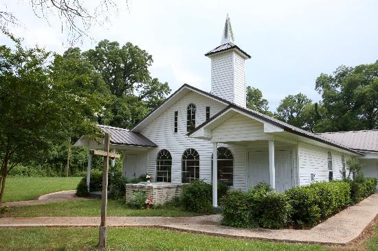 Louisiana: St John the Baptist Church, Natchitoches