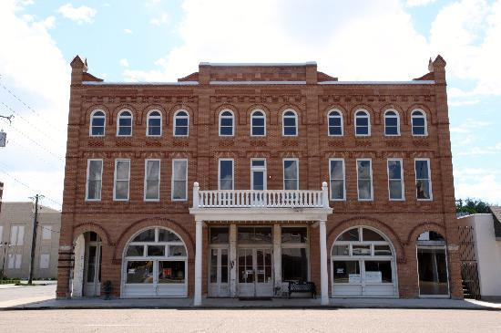 Louisiana: Grand Opera House, Crowley