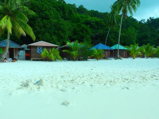 Redang Mutiara Beach Resort : chalet