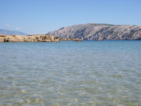 Lopar, Kroatien: sabbia e mare splendidi!!!!