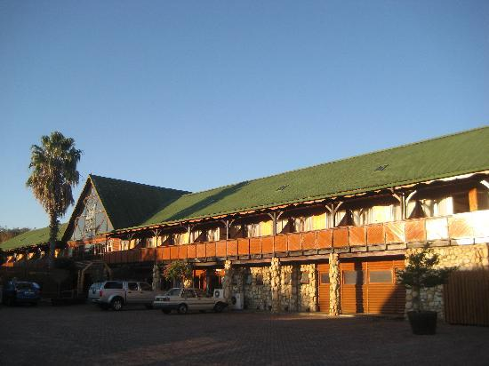 Knysna Log-Inn Hotel: Knysna Log Inn Hotel