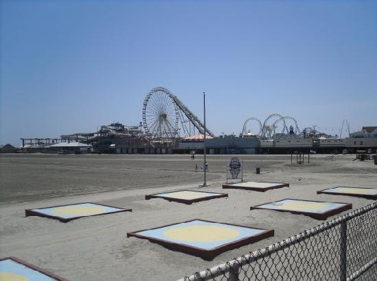 Wildwood Boardwalk: boardwalk
