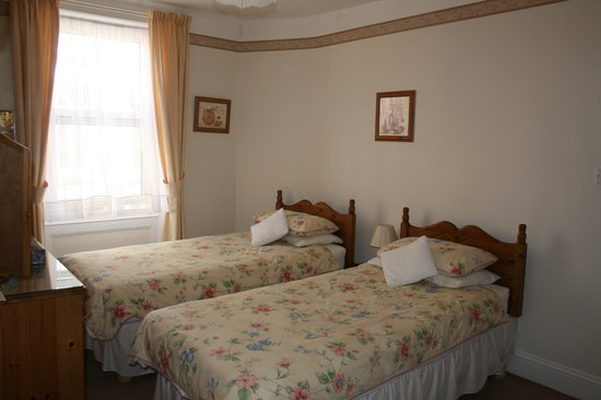 Surrey Lodge Guest House: Our room