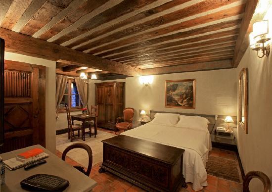 La Salle, Italia: Deluxe room
