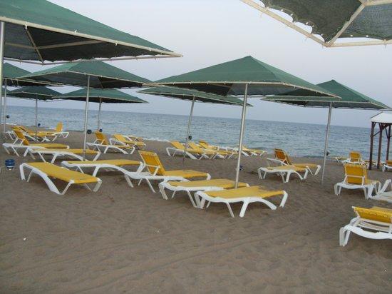 Hotel Riu Kaya Belek: beach