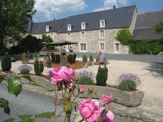 Barbery, Francia: The property