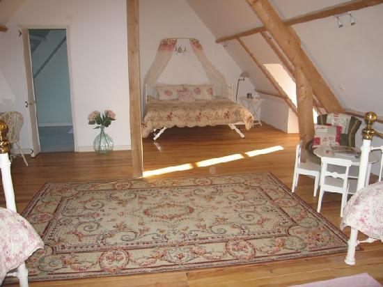 Barbery, Frankrig: A bedroom
