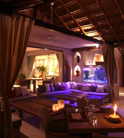 Soliman Bay, Meksiko: Restaurante Sahara Café
