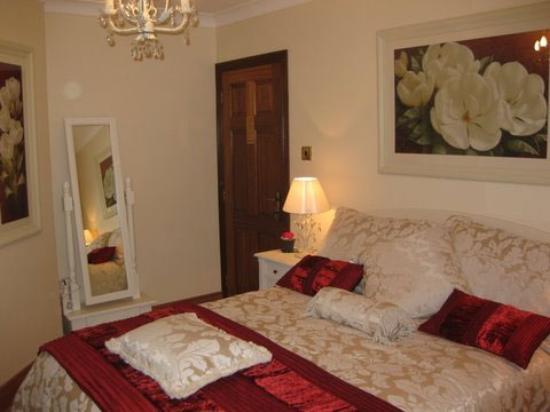 Radharc an Oileain B&B: Bedroom