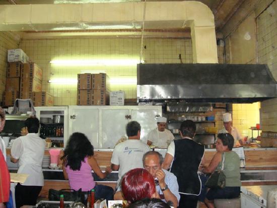 Cuauhtemoc, Mexico: Cocina y cocineros
