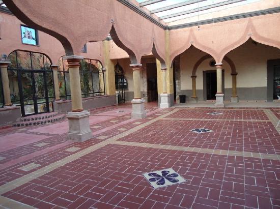 Ex-Hacienda La Petaca: Meeting Center at ex - Hacienda La Petaca