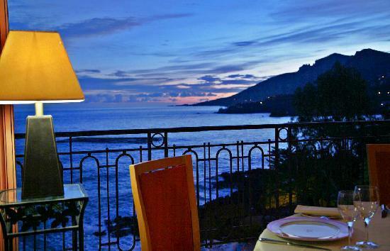L'Etoile des Mers Restaurant : L'Etoile des Mers - Sea View