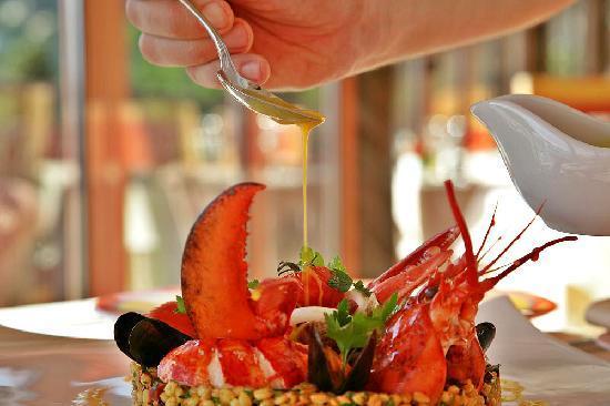 L'Etoile des Mers Restaurant : L'Etoile des Mers - Dish