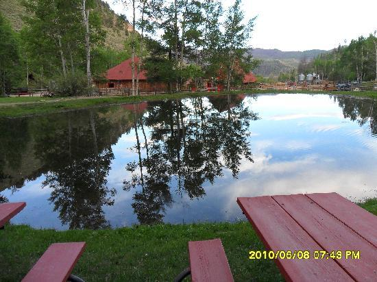 Drowsy Water Ranch : Captivating Scenery