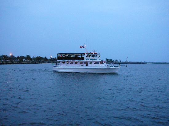 Nautical mile casino boat famous london casinos