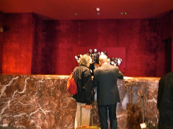 โรงแรมเดอะเคนซิงตัน: lobby