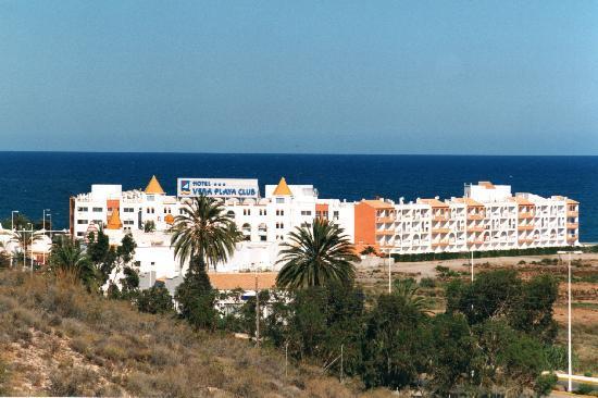 Vera Playa Club Hotel: Hotel Vera Playa Club