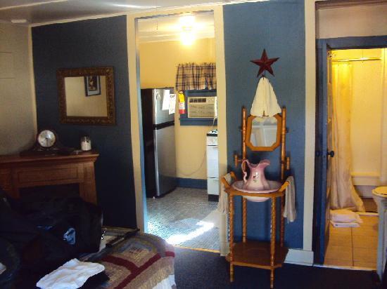 Pinon Court Cabins: Cozy Cabin