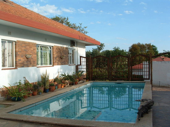 Rivendell Guest House: Swimming pool