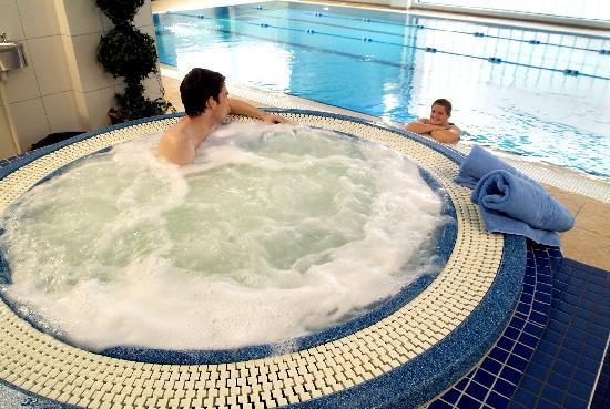 Treacys Hotel Waterford: Jacuzzi