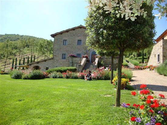Casa Portagioia - Tuscany Bed and Breakfast: giardino